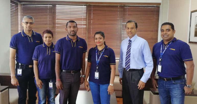 Union Bank staff wins 2 awards at the 18th SLIM NASCO Awards for the second consecutive year