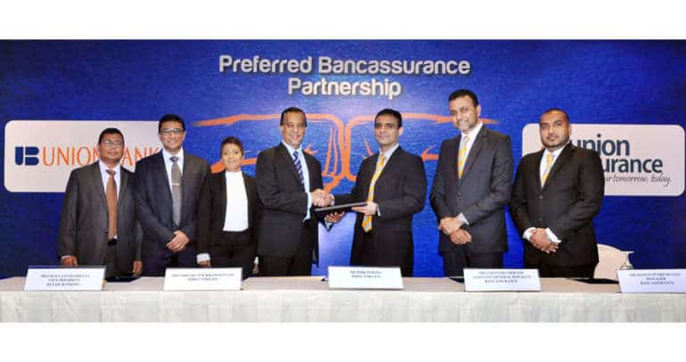 Union Assurance strengthens its strategic partnership with Union Bank to expand Bancassurance operations